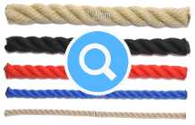 Rope Size Guide
