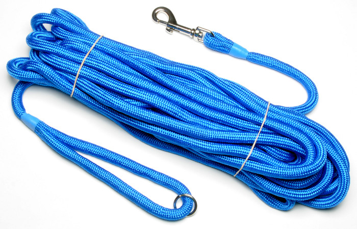 Rope Dog Leads And Collars