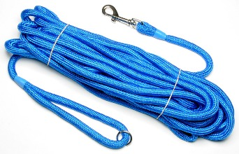 Dog Training Lead - Extra long braided dog lead