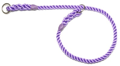 Rope Dog Slip Collar