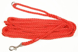 Dog Training Lead - Extra long rope dog lead / Tracking Line