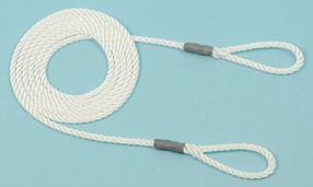 Lambing Rope 4mm 1.5m long (5') 2 loops