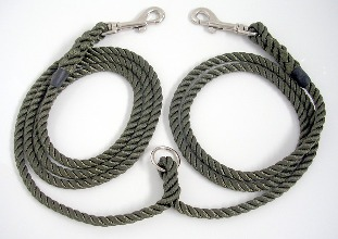Over Shoulder Rope Clip Lead